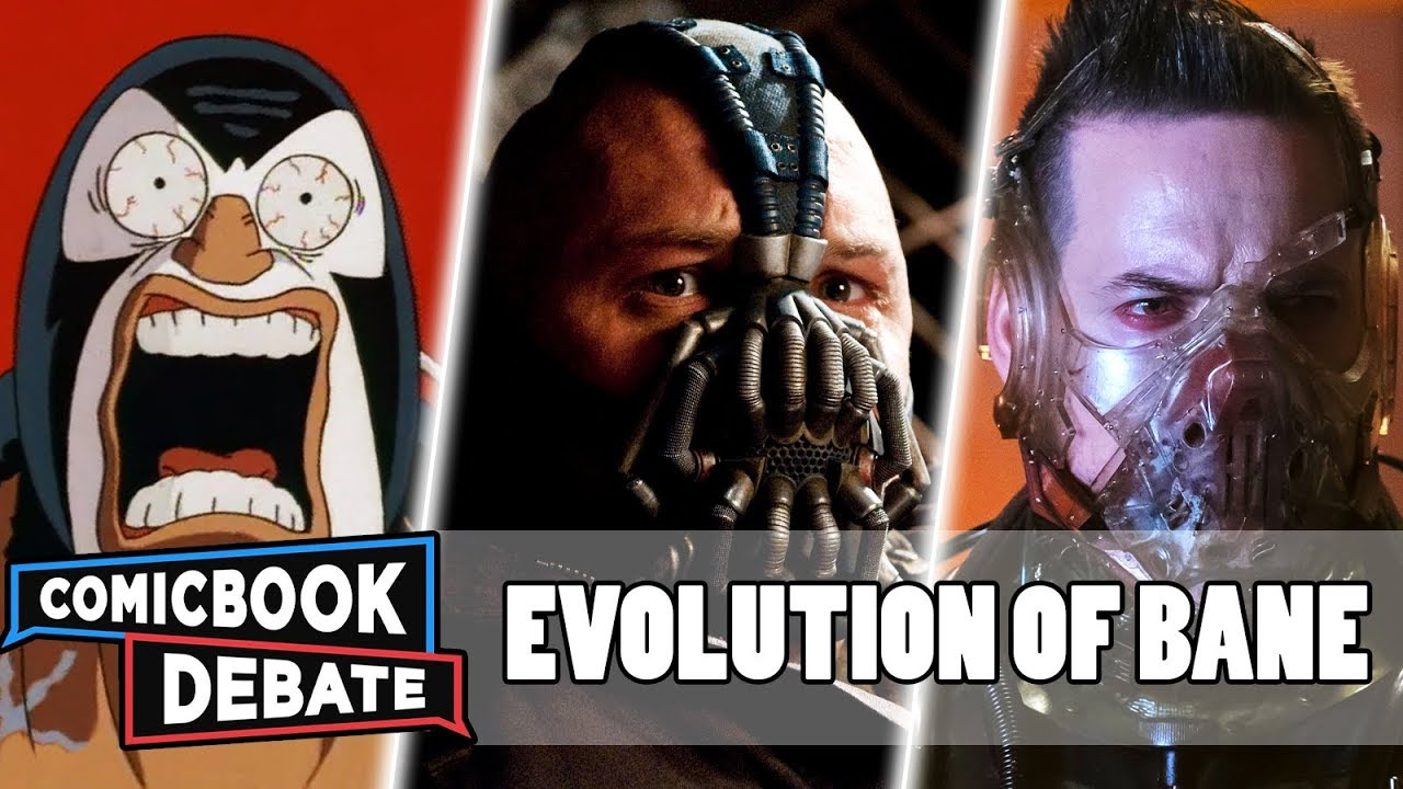 Download Evolution of Bane in Cartoons, Movies & TV in 16 Minutes (2019)