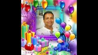 Hi my dear  Friend Thank you somuch for all lovely wishes for my Birthday