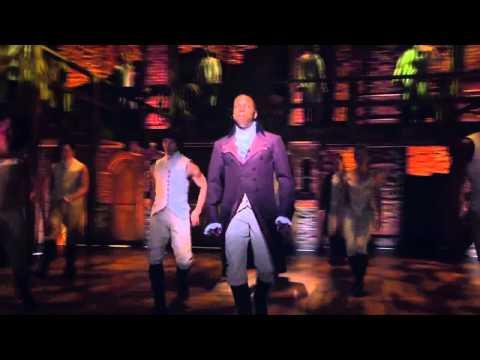 Alexander Hamilton Musical The PrivateBank Theatre