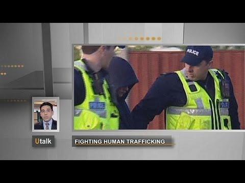 Η Ευρώπη ενάντια στο εμπόριο των ανθρώπων - utalk