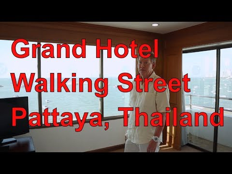 Grand Hotel Review Walking Street Pattaya