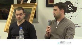Programerska dilema - Otici ili ostati u Srbiji, Panel diskusija Coding Serbia Meetup