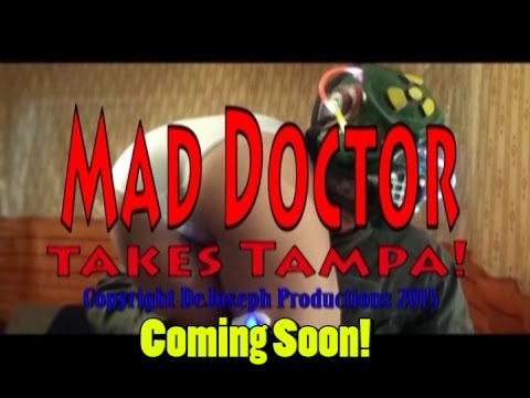 Mad Doctor Takes Tampa 2015