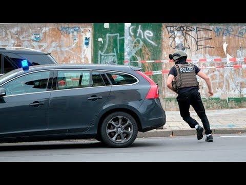 Стрельба у синагоги