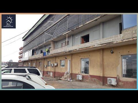 Office Space for Rent,Kudirat Abiola Way,Oregun,Lagos.