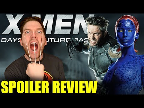 X-Men: Days of Future Past - Spoiler Review