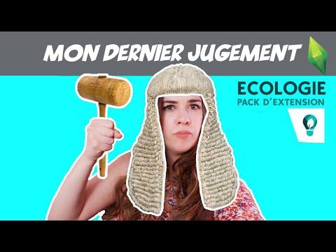 On aime les Sims 4 écologie ou pas? ⚖️