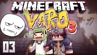 Minecraft VARO 3 #3 - Ein GROßER FEHLER! #unfazbar