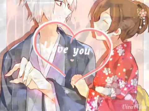 красивые аниме пары картинки