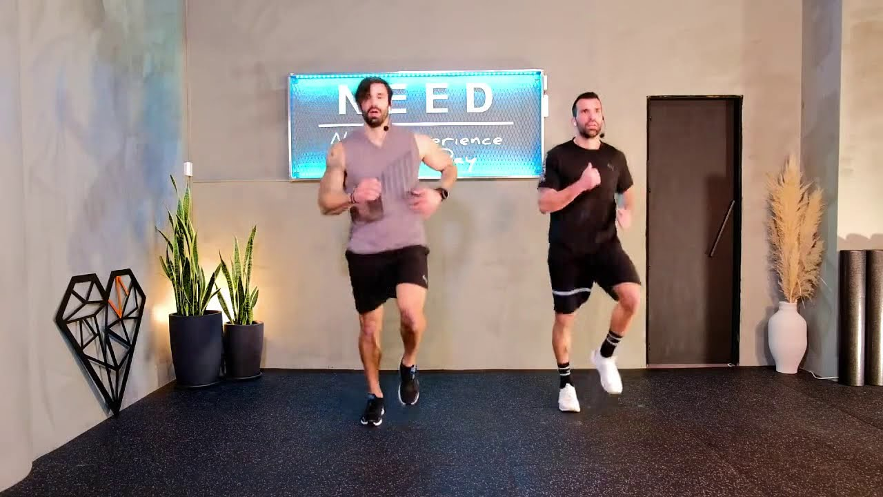 Total Body Workout #Bodyweight #21ΜΕΡΕΣ- Challenge #LIVE