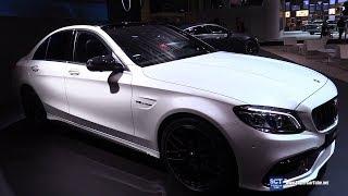 2019 Mercedes AMG C63 Sedan - Exterior and Interior Walkaround - 2018 New York Auto Show