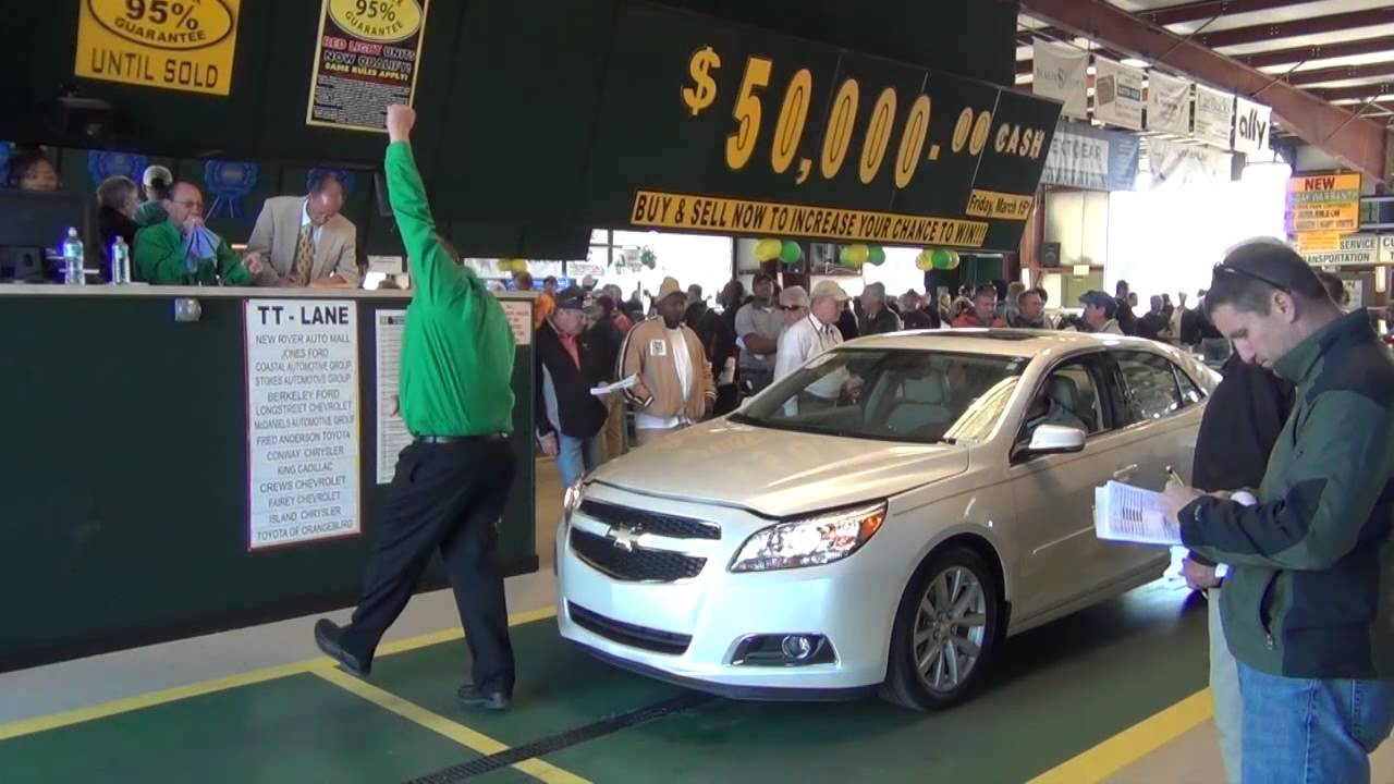 Charleston Auto Sales >> Charleston Auto Auction 12th Anniversary Sale