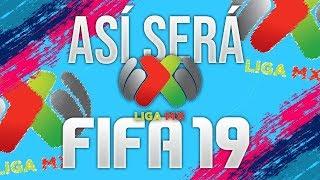 Todo sobre la Liga MX y Copa Mx en FIFA 19