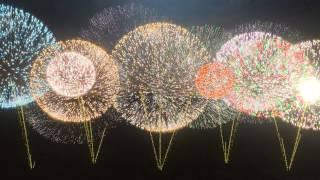 Time For Fireworks! - HD 1080p - Good ol' Traditional Big Bang Fireworks Display - FWSim thumbnail