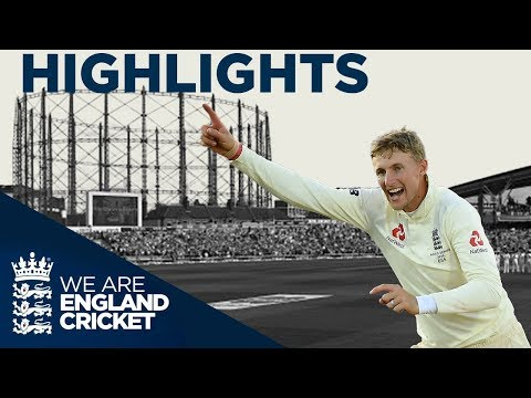 England Win 5th Test to Draw Series! | The Ashes Day 4 Highl