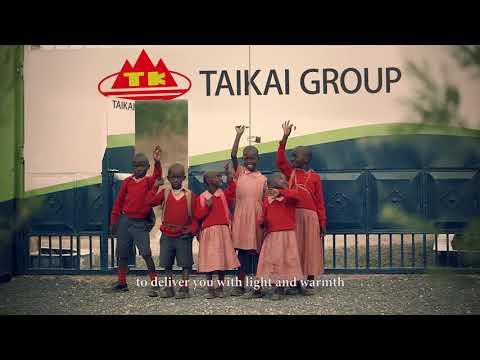 TAIKAI GROUP shandong taikai power engineering Co.,Ltd Promotion Video English 2017 7