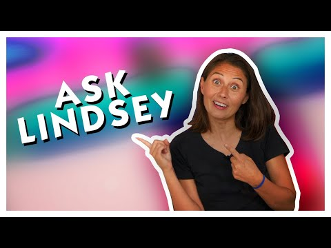 ASK LINDSEY: TMS, Muffing, & Moresomes
