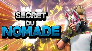 "THE SECRET of the SKIN ""NOMADE"" on FORTNITE battle royal"