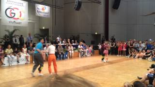 World Championship Boogie Woogie 2015   Heat 18 Vegard & Ingunn