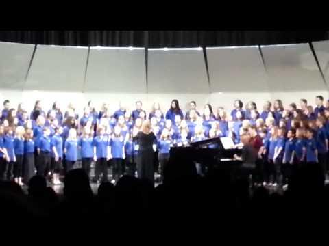 Lowell Scott Middle School 6th Grade Choir