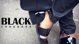 OOTD | Black to Basics - Fall to Winter Transitional Pieces Lookbook