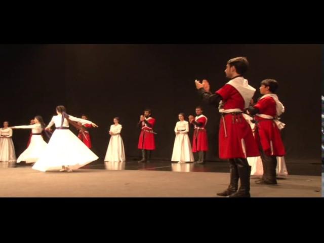 Adana Çerkes Kültür Derneği 2017 Sezon Finali : Sozrash 5/9