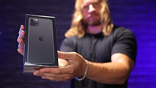 Fall Asleep IPHONE 11 PRO MAX Unboxing [ASMR]