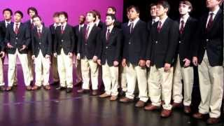 "Penn Glee Club - ""Down Among the Dead Men"""