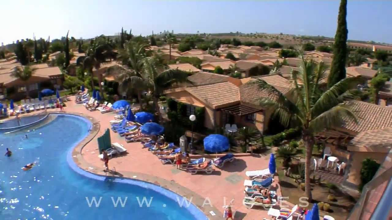 Dunas maspalomas hotel gran canaria youtube - Apartamentos blue star gran canaria ...