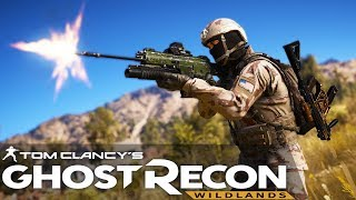 Ghost Recon: Wildlands #38 - Clear, Let's Move