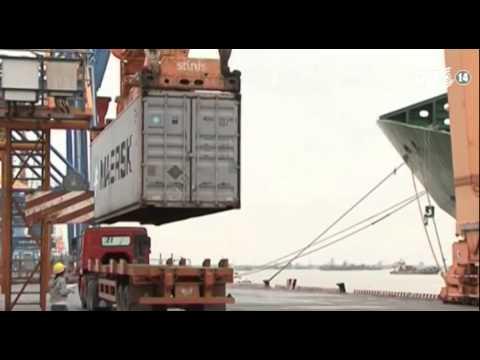 VTC14_Kiểm soát tải trọng tại cảng, xuất hiện cạnh tranh không lành mạnh