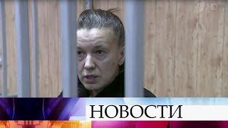 Савеловский суд Москвы решает вопрос об аресте Ирины Гаращенко - матери девочки-маугли.