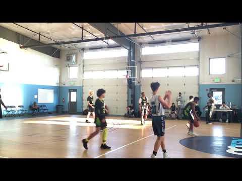 COB Hawks 8th vs Team Flight Black 12-10-17
