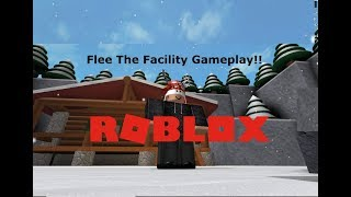 ROBLOX - Flee the Facility Gameplay with my friend!