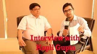 Interview with Kapil Gupta   #Hottalk_with_piyush   #delta