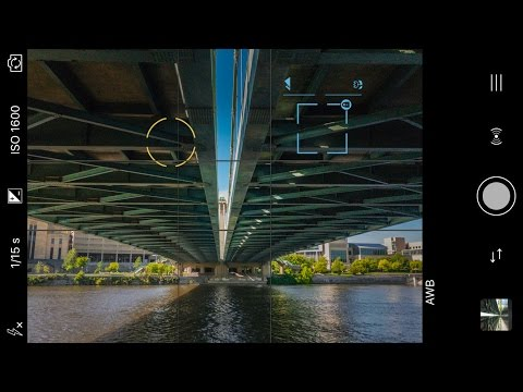 How to shoot manual and the benefits of RAW with an iPhone