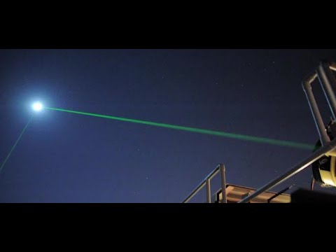 NASA launches lasers at the moon - KTNV Channel 13 Las Vegas