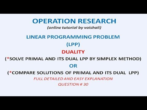 Simplex method simplex: a linear-programming algorithm that can.