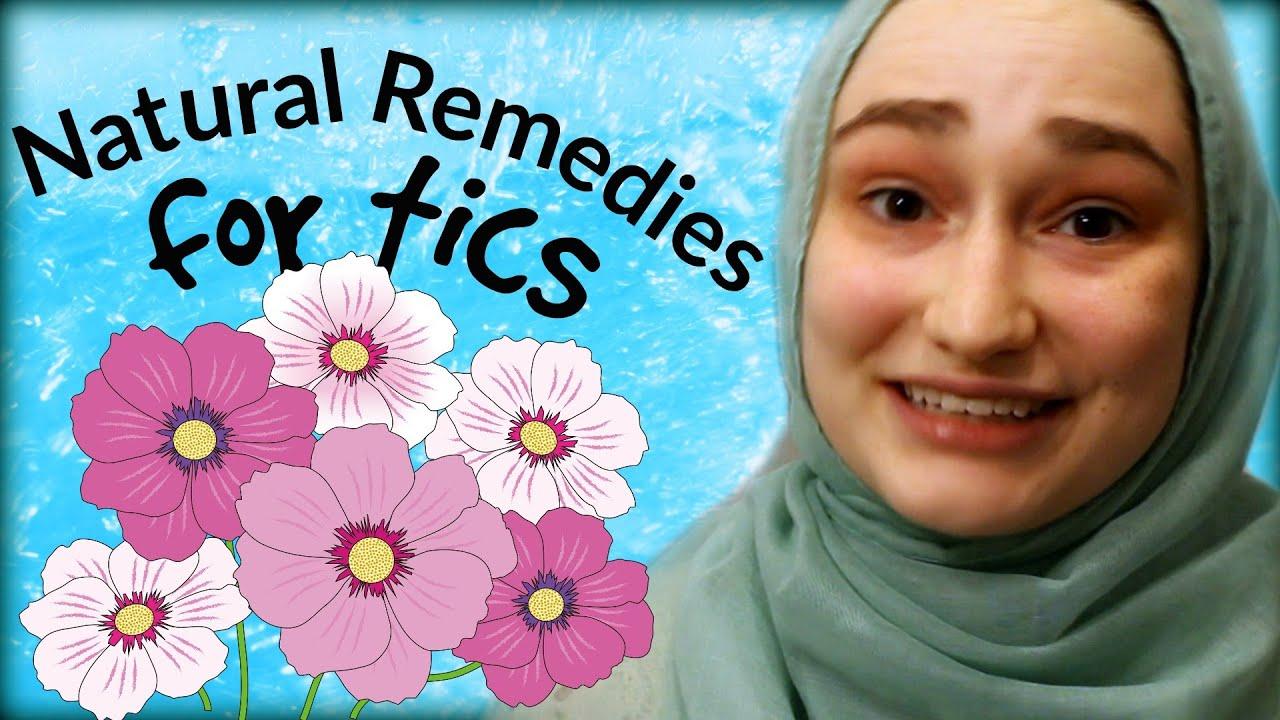 tics Alternative medicine for facial
