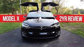 Tesla Model X - 2 Year Review