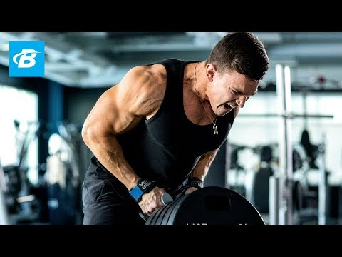 High-Volume Back Building Workout | Abel Albonetti's 30-Day Back