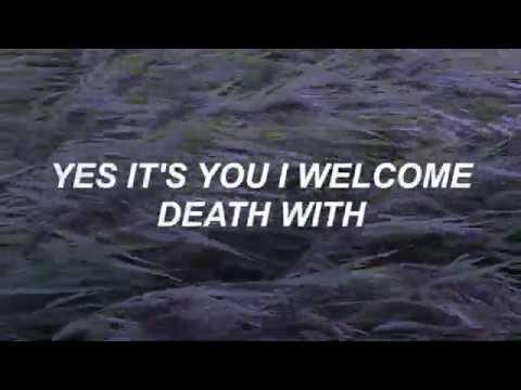 as the world caves in - matt maltese // lyrics