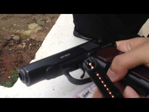 Thumbnail: Airgun KWC Makarov 4.5mm Steel BB