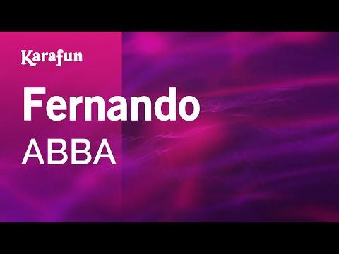 Karaoke Fernando - ABBA *