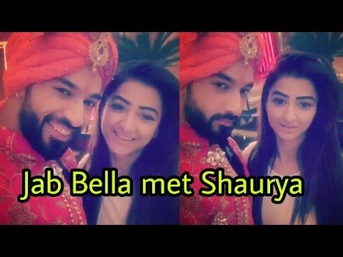 Bella Vohra makes fun of Shaurya Mehak marriage with Mehak |Exclusive ❤️
