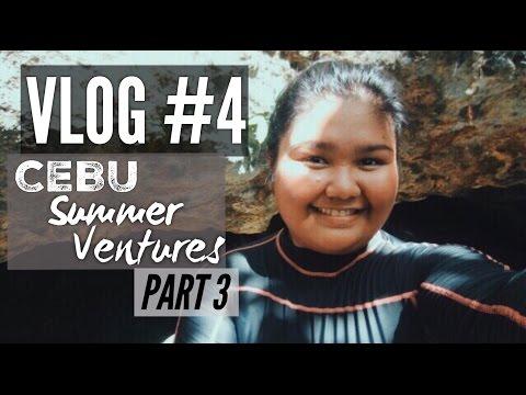 [VLOG #4] Cebu Summer Ventures Part 3: Bantayan Island + Virgin Island | Marie Besinga