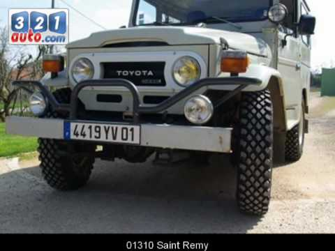 Occasion Toyota Land Cruiser Saint Remy