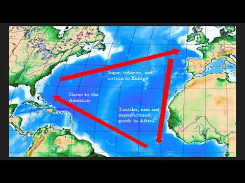 Unit 1 Video 4 Mercantilism, TransAtlantic Trade, And The Middle Passage