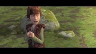 Como entrenar a tu dragon (2010) Trailer español HD