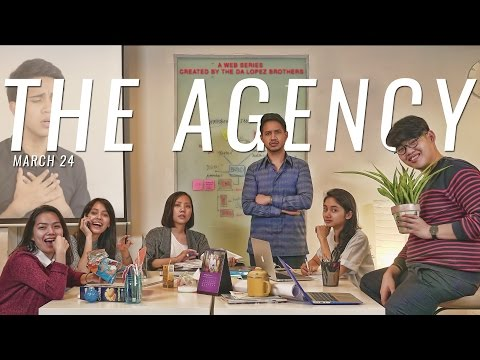 THE AGENCY TEASER TRAILER
